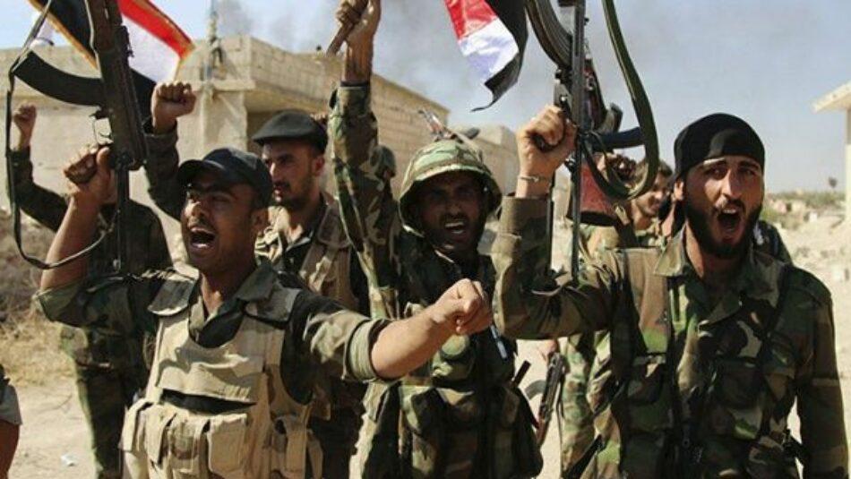 Fuerzas de Siria y Rusia lanzan ofensiva antiterrorista en Idlib