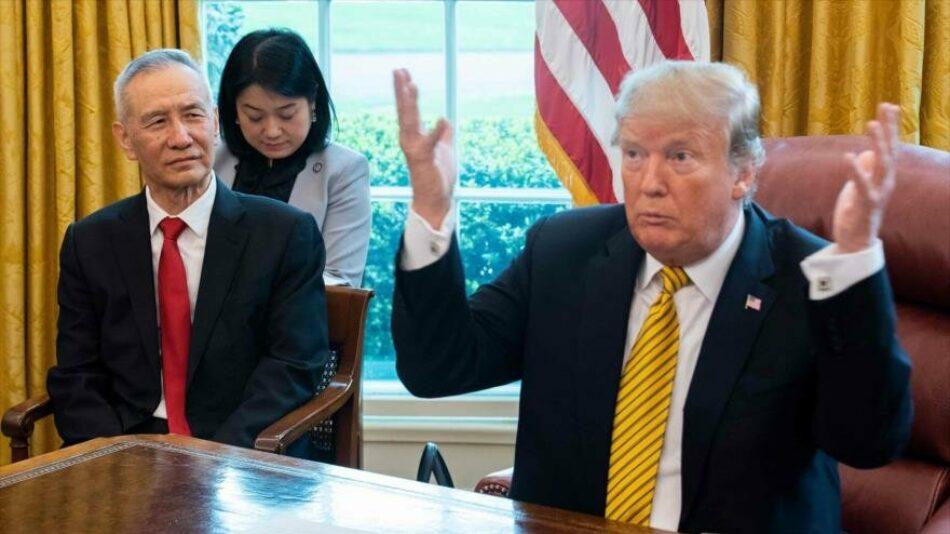 Trump provoca y amenaza a China para alcanzar un acuerdo en la guerra arancelaria