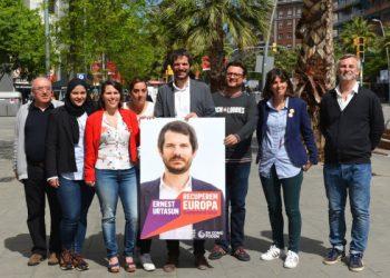 """Urtasun: """"Volem recuperar el somni d'una Europa de drets i llibertats"""""""