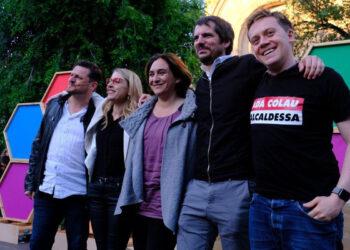 Ada Colau: «Cal una aliança de ciutats progressistes per lluitar contra l'emergència climàtica, l'especulació i l'extrema dreta»