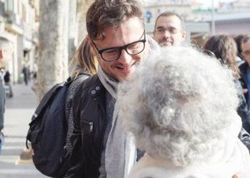 Enric Bárcena portarà les prioritats de les ciutats del canvi a la candidatura europea d'Unidas Podemos
