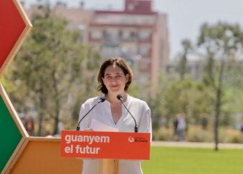 Ada Colau anuncia 50 hectàrees noves de verd a la ciutat