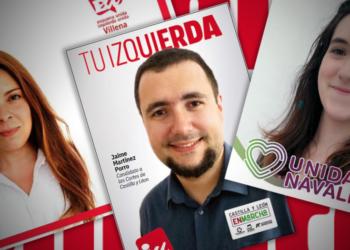 La emigración, representada en las listas de IU a las elecciones del 26 de mayo