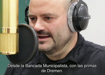 Pablo Carmona pone ritmo a la campaña electoral con el #RapEnPie
