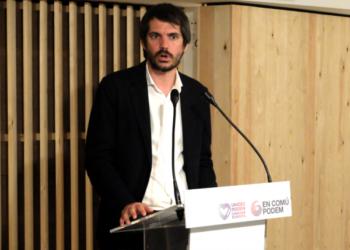 """Ernest Urtasun: """"Som una força imprescindible per la configuració de governs d'esquerres i de progrés a molts municipis de Catalunya"""""""