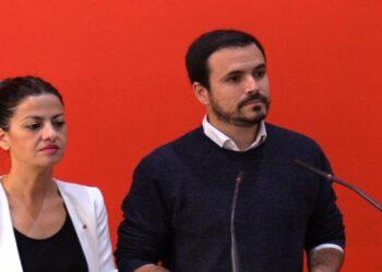 """Alberto Garzón valora que los resultados electorales han sido """"malos para nuestro espacio político"""" pero afirma que """"la unidad sigue siendo el único camino"""""""