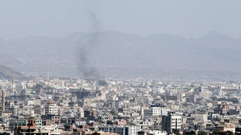 Bombardeos sobre la capital de Yemen dejan al menos 6 muertos