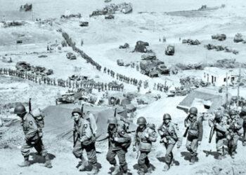 De lo que nunca se habla en torno al desembarco de Normandía: 3.600 mujeres violadas por las tropas yanquis