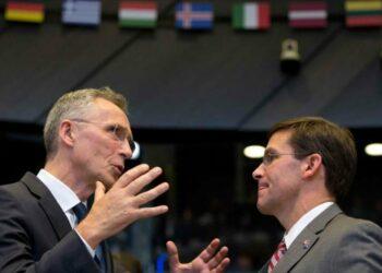 La OTAN no apoya formación de coalición antiraní propuesta por EEUU