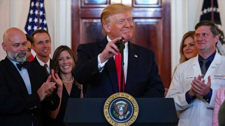 """Washington Post: Trump es """"campeón"""" de los asesinos de Khashoggi"""