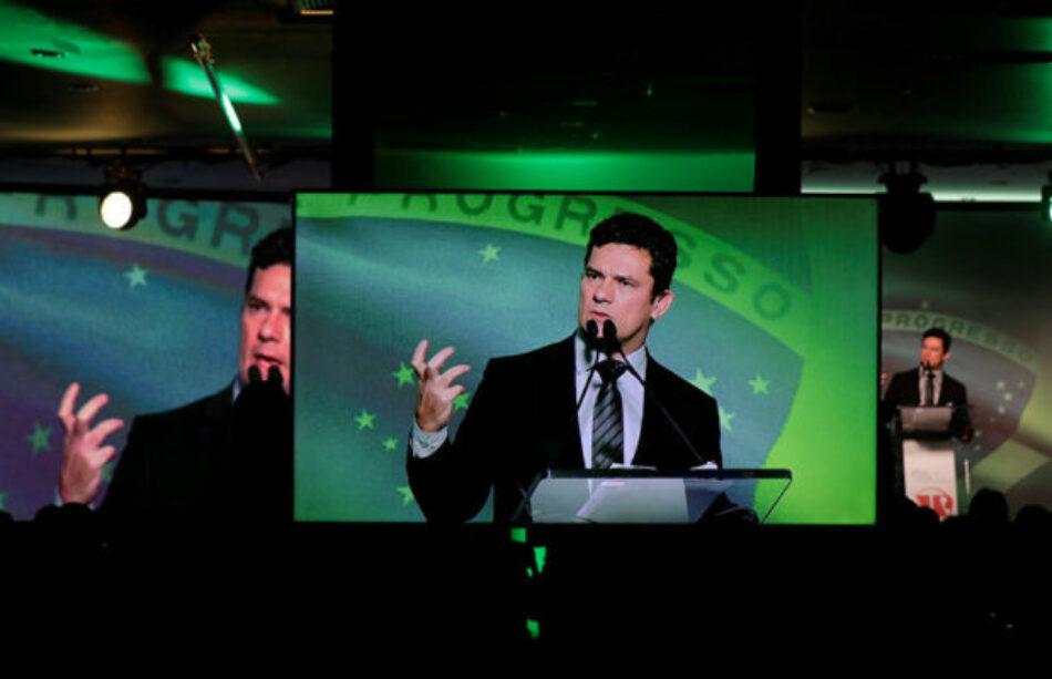 Orden de abogados de Brasil pide renuncia de Moro tras filtraciones de caso Lula