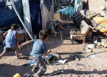 La pobreza infantil está por encima del 50% en Argentina