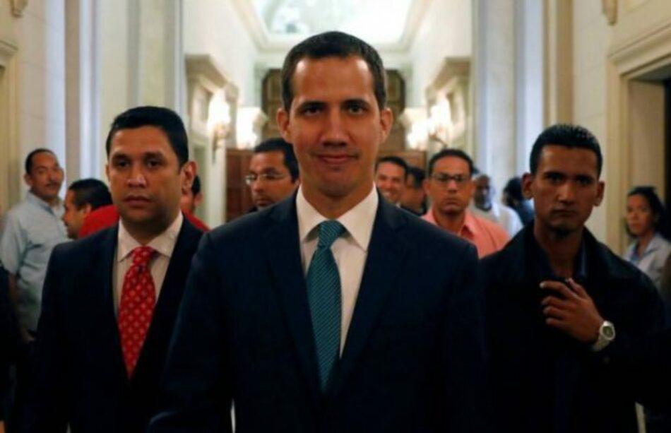 La banda Guaidó: mentirosos y ladrones