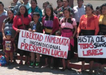 México. Chiapas: peligra la vida de cuatro presos políticos indígenas con 102 días en huelga de hambre