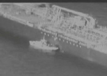 EE.UU. difunde un vídeo para demostrar que Irán está detrás del ataque contra uno de los petroleros