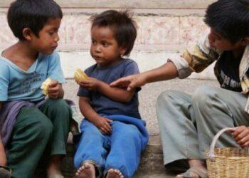 Pobreza alcanza a más niñ@s en Argentina