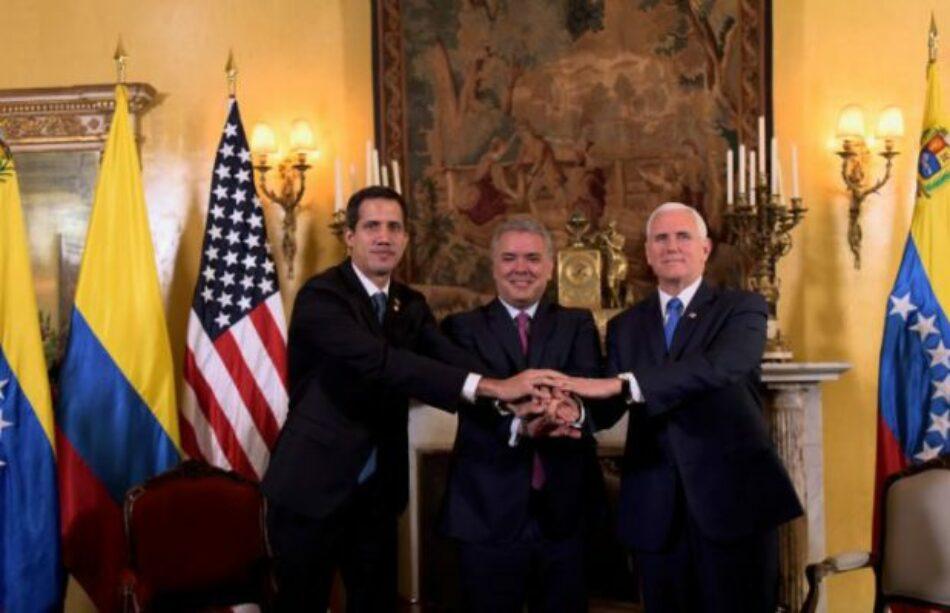 Venezuela. Mike Pompeo coloca en crisis a la oposición y desmonta el plan Guaidó