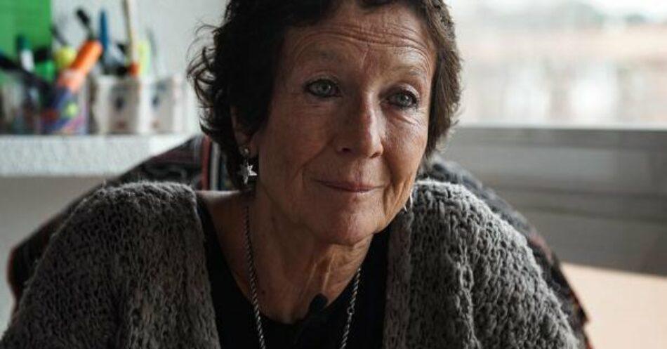 La Audiencia Nacional quiere condenar a la luchadora Ángeles Maestro por apoyar a Palestina: comunicados de Resumen Latinoamericano y Red Roja