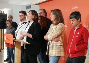 L'acord de govern entre Barcelona en Comú i PSC amb Ada Colau d'alcaldessa guanya la consulta amb un 71% dels vots