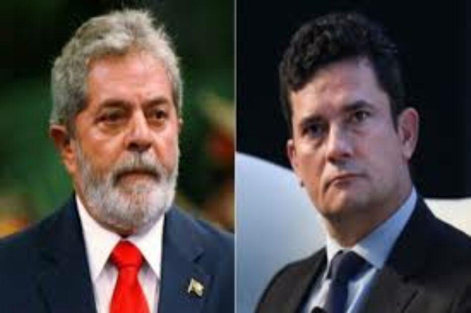 Sergio Moro y el complot contra Lula