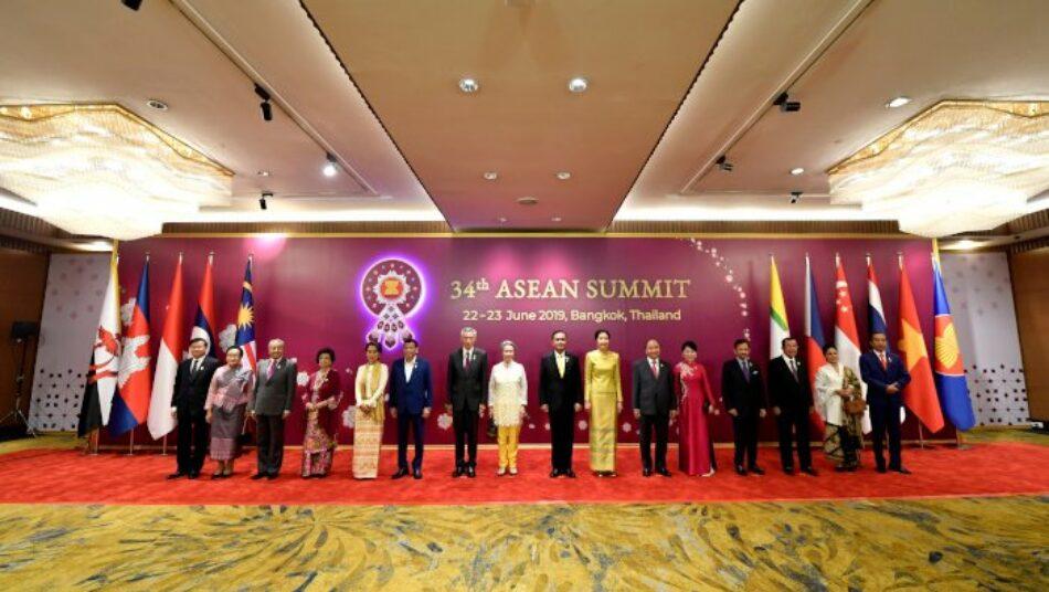 La ASEAN aboga por impulsar la cooperación entre estados asiáticos contra la contaminación oceánica