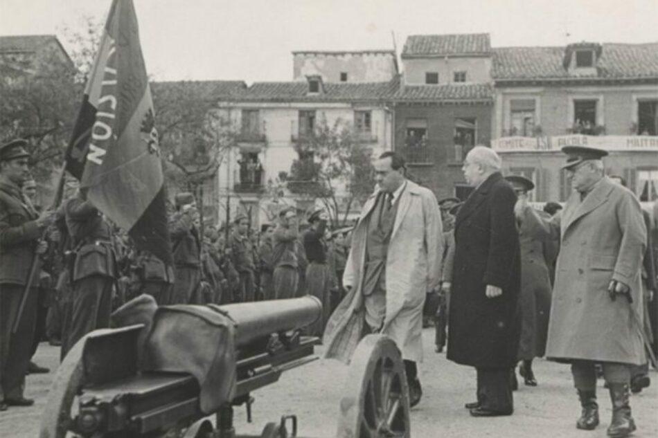 Piden al CGPJ que la sala del Supremo que ha paralizado la exhumación del dictador Francisco Franco corrija su auto