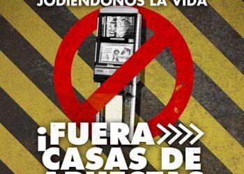 La Juventud Comunista y el PCE de León, contra la intrusión de las casas de apuestas en los barrios