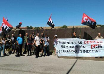 CNT Sierra Norte gana la demanda contra Materiales Rueda, S.L.