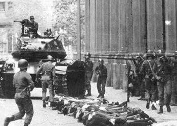 Crónica de los días posteriores al golpe de estado en Chile  11 de septiembre de 1973