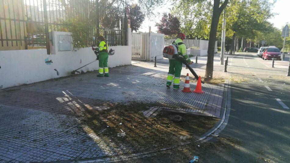 La Empresa Municipal de Limpieza de Alcorcón -ESMASA- denuncia que el PP intentó bloquear las nóminas de junio