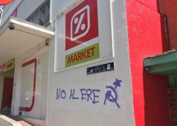 El PCE de El Bierzo exige soluciones para las y los trabajadores afectados por el ERE de supermercados DIA y reclama empleo estable