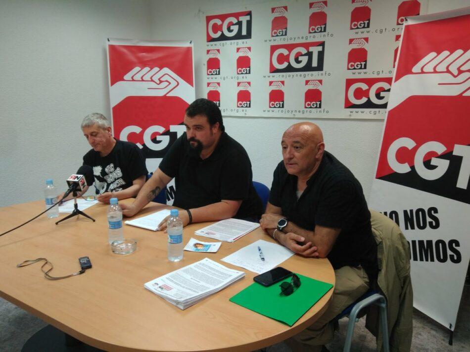 CGT recurrirá la sentencia del TS sobre la formación de comités únicos en huelgas laborales
