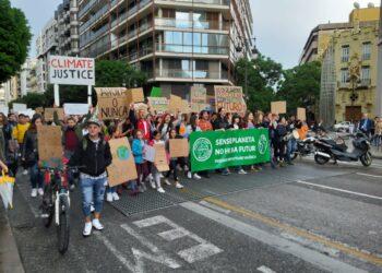 Fridays For Future España sigue convocando sentadas y asambleas abiertas en diferentes provincias en todo el territorio todos los viernes
