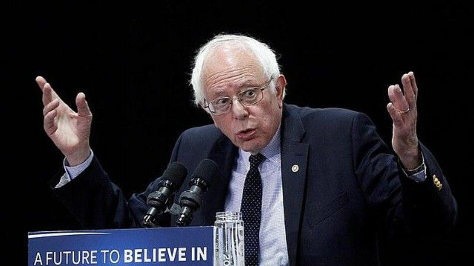 Sanders propone cancelar la deuda de los estudiantes estadounidenses, que se eleva a 1,6 billones