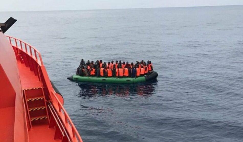 APDHA e Irídia denuncian que la nueva estrategia de rescate en el mar del Gobierno español provoca más muertes