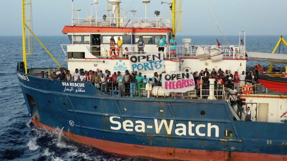 Italia impondrá multas, de entre 10.000 y 50.000 euros, a las ONG que salven vidas en el Mediterráneo