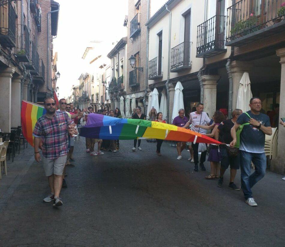 PSOE y Unidas Podemos denuncia la propuesta de Vox de trasladar la marcha del Orgullo