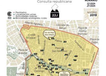 Delegación del Gobierno y Ayuntamiento de Madrid resuelven favorablemente las peticiones de las Consultas Republicanas del 22 de Junio