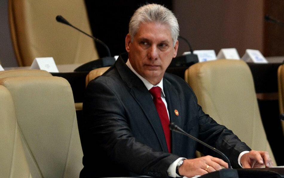 Cuba expresa su solidaridad con México tras la amenaza de EEUU