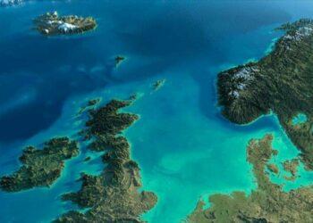 Investigan asentamientos humanos bajo las profundidades del mar del Norte