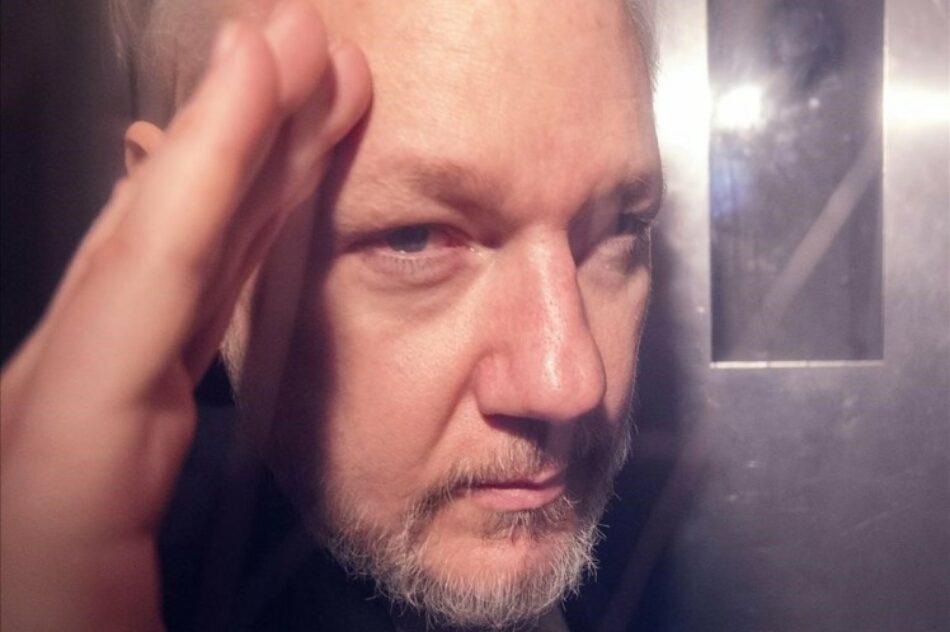 Assange jamás tendrá un juicio justo en EE.UU., advierte exagente CIA