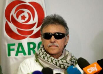 FARC rechaza declaraciones del presidente de Colombia sobre Santrich