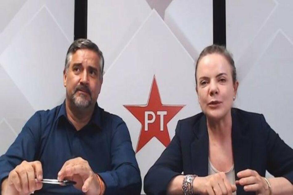 Lucha solo termina con Lula libre y condena anulada, afirma PT-Brasil