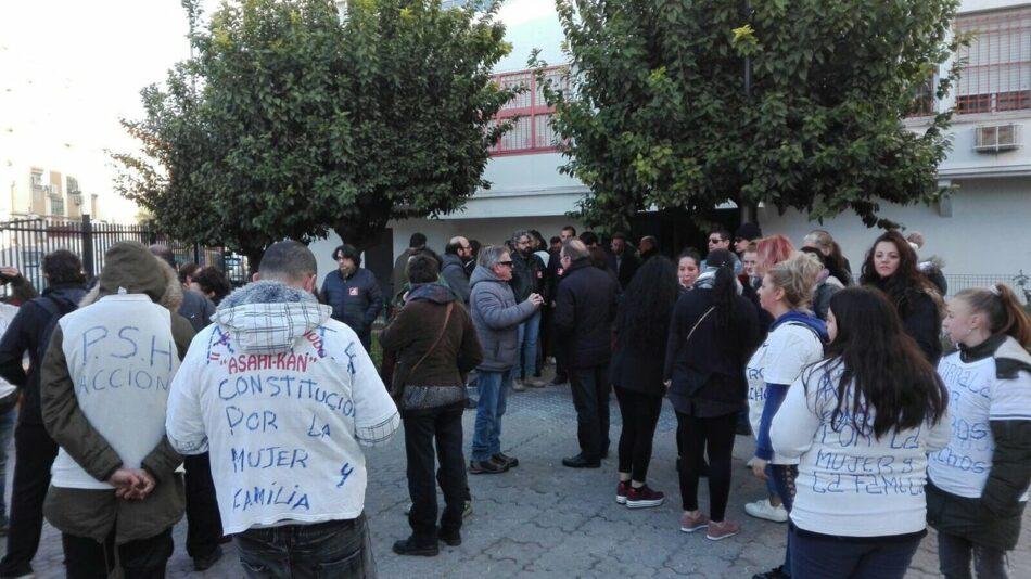 APDHA denuncia que tres de cada cinco desahucios en Andalucía son por alquiler