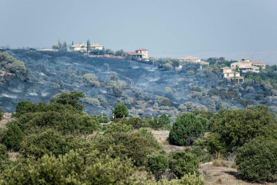 La ola de calor se salda con más de 10.000 hectáreas quemadas