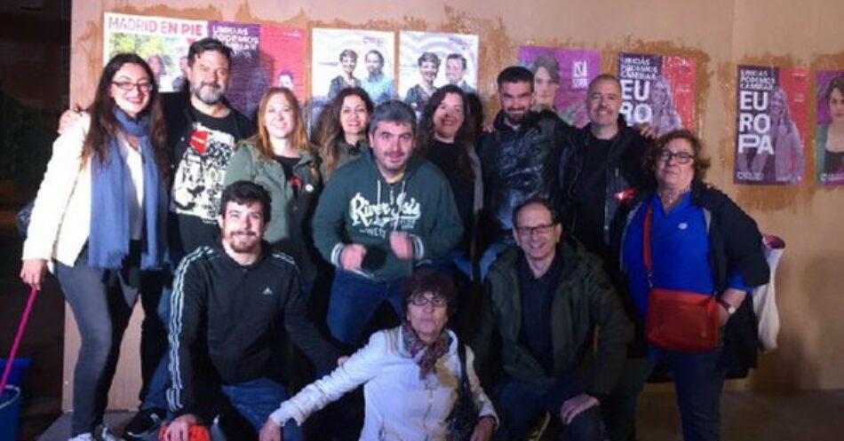 Unidas Podemos – IU Leganés apuesta por un gobierno progresista que garantice el cumplimiento de la voluntad de los vecinos y vecinas expresada en las urnas