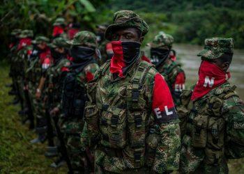 Ejército de Colombia abate a 'Guacharaco', cabecilla del ELN