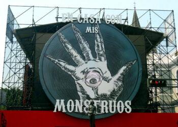 Apología del morbo y el sadismo en la casa de los monstruos de Guillermo del Toro