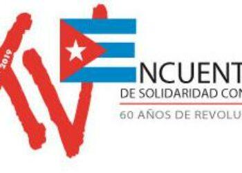 ¡Ya es hora!, rompamos el bloqueo contra Cuba