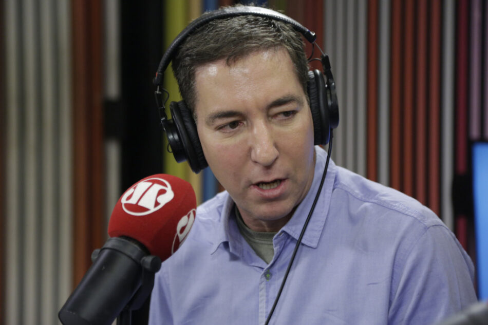 Amenazan a Glenn Greenwald tras publicar pruebas sobre las conspiraciones para dejar a Lula Da Silva fuera de las elecciones presidenciales